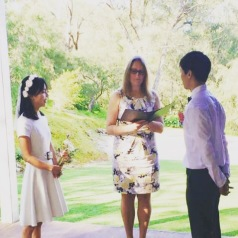 Yallingup Wedding - Wendy Grace Hendry Wedding Celebrant
