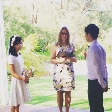 Yallingup Wedding - Wendy Grace Hendry Wedding Celebrant