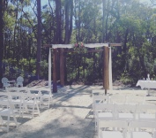 The Bush Chapel at Willy Bay Resort - photo by Wendy Grace Hendry