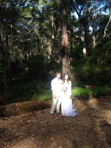 Boranup Forest Wedding Magic