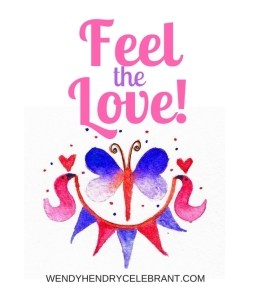 Feel the love - Wendy Hendry Celebrant fb
