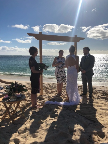 Gnarabup Beach Wedding - Wendy Grace Hendry Celebrant
