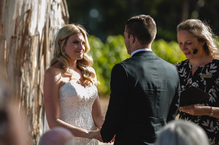 Bonnie + Nick Wedding - Photo by Hueman Media