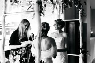 Telling the story - photo by Kelly Harwood Photography