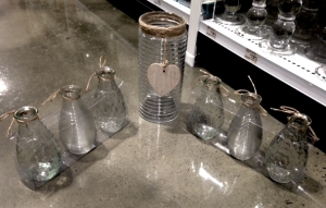Sand Pouring Jars