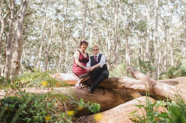 Boranup Forest Elopement - photo by Dian Sarah Photography