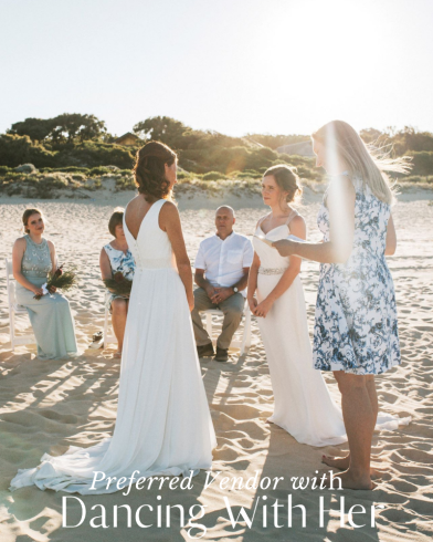 Dancing With Her preferred vendor - photo by Kendra Benson Photography