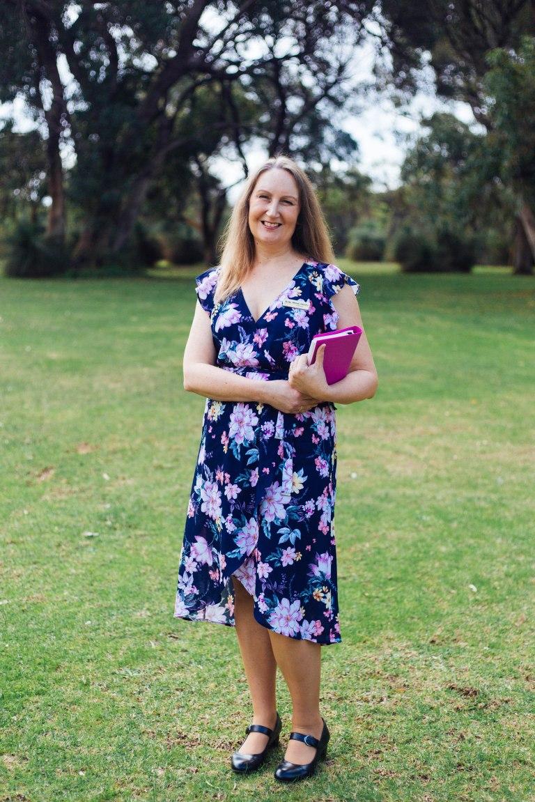 Wendy Grace Hendry Marriage Celebrant Profile 1