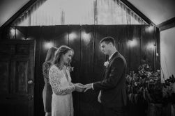 Exchanging Rings - Photo by Freedom Garvey Photography