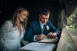 Signing the Register - Photo by Freedom Garvey Photography